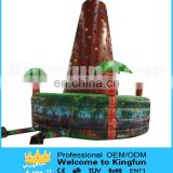 Whole printing inflatable climbing tower