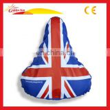 Polyester PVC Waterproof Bike Seat Cover