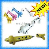 funny and novelty promotion animal shaped ballpoint ball pen