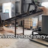 Automatic Mixing Machine for wood sawdust pallet blocks