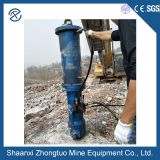 Hydraulic Rock Splitter Mounted with Excavator Mining Machinery