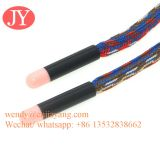 jiayang factory 4.0mm inner diameter hard plastic aglets tips for cord