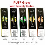 Original Puff Oil Taste Disposable Vape Pen Puff Glow with Security Code