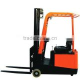 Hydraulic Three wheels full electric Forklift for sale