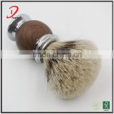 Luxury high Quality Shaving Brush,metal handle badger hair shaving brush