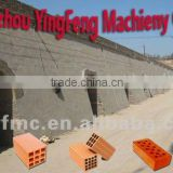 New technology !!!Hybrid hoffman kiln for firing clay bricks,kiln for clay brick production!!!