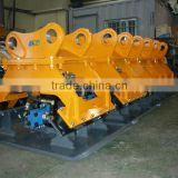 Excavator Parts Hydraulic Compactor For Hitachi heavy industry