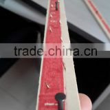 carpet smooth edge wood carpet gripper tack strip machine
