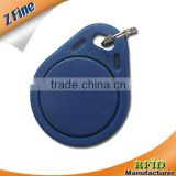 promotional cheap plastic PVC Key chain/Soft Plastic Key Tag /ABS keyfobs Wholesale keyring