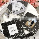love theme black love memory frame glass coaster creative insulation coasters party decoration