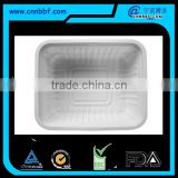 Ecofriendly biodegradable cornstarch tableware disposable food trays                                                                         Quality Choice