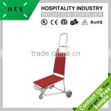 good quality hotel banquet chair trolley