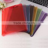 "Crystal Clear hard case Ultra thin transparent back Cover Case for iPad Pro 9.7"" with 8 Colors with 8 colors"
