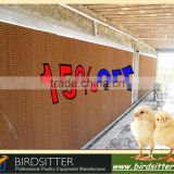 ventilation machine Chicken Farm Evaporate Cooling Pad System