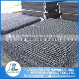 Manufacturer wholesale powder coated 150x150 stainless steel wire mesh crimped wire mesh