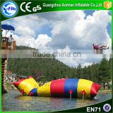 Good quality funny lake inflatable water blob pillow,blob balloon for sale                                                                                                         Supplier's Choice