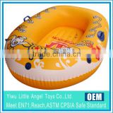 KC Approved Inflatable PVC swimming pool paddle boat
