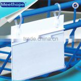 Supermarket Plastic Shelf Price Tag Holders for Wire