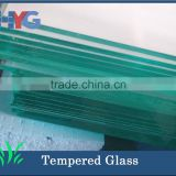 Low Iron Tempered Glass