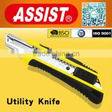 High quality paper utility knife manual paper cutter