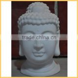 Large Garden Temple Sculptures Buddha Head Statue