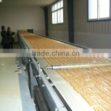 Food machine biscuit production line