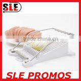 High Quality Custom Stainless Steel Egg Slicer,Factory Directly Kitchen Tool Plastic Fruit Slicer,Promotional Vegetable Cutter