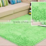 Hot sales , chenille fabric area carpet for home decoration ,modern livingroom rug