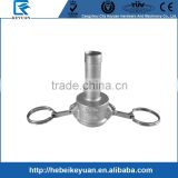 Pipe Fittings promotional stainless steel 304 quick coupling,type A to DP quick coupling with factory price