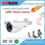 Kendom CCTV AHD Camera with Alarm Function HD 6.0 or 3.6 MM Lens with Color Night Vision Small CCTV Security