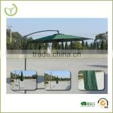 banana type garden or lawn patio gazebo umbrella XY-DP-14005