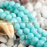 wholesale natural loose gemstone brazilian 8mm beads amazonite rough