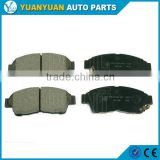 toyota carina parts 04465-YZZ51 front brake pad for toyota corolla toyota celica 1991 - 1997