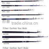 Sea Rod and Surf Rod
