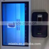 Fingerprint access control system with FTP602 android Tablet PC with Bluetooth Fingerprint reader Sm201