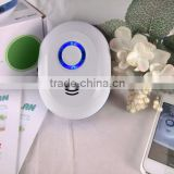 Wall plug-in adjustable ionic air purifier for home gift remove smoke and dust air ionizer plug
