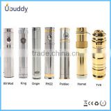 mechanical copper 26650 clone king kong mod&king mod clone,king mod