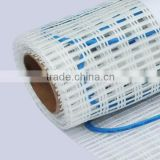 electric underfloor heating/Heating Pipe /CE certificate/ radiator/ twin conductor/ resistant heating mat /heating blanket