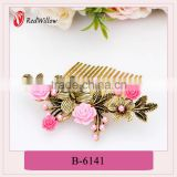 Customized bikini design metal claw hair clips,fashion women hair claw,women hair claw for sale