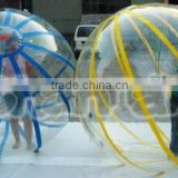 Hot selling commercial PVC/TPU inflatable human water balloon/walk on water balloon                                                                                                         Supplier's Choice