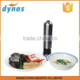 automatic stainless steel pepper mill,electric grinders salt,spice grinder electric                                                                         Quality Choice