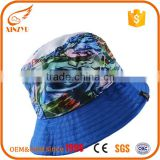 Popular design womens printed bucket hats wholesale plain cotton bucket hat                                                                                                         Supplier's Choice