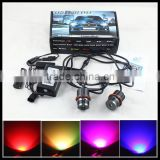 Wifi RGB E39 LED angel eyes for BMW RGBW LED halo ring bulbs for BMW E39 E53 E60 E61 E63 E64 E65 E66 E87 CR EE