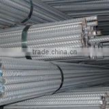 Corrugated steel bar grade 40