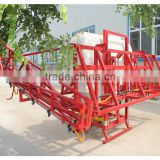 Hot selling 1800L 21m width 90-130HP Tractor Mounted Boom Sprayer