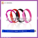 Promotional armband USB flash drives,customized logo bracelet USB flash drives ,cheap wrist cost USB flash drives                                                                         Quality Choice