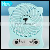 Summer Flexible Usb Fan With Text Led