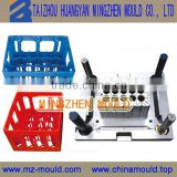china huangyan injection beer box mold manufacturer