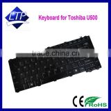 Laptop/Notebook Keyboard for Toshiba U400 U500 U505 M800 M900 RU/US/UK with backlight Keyboard