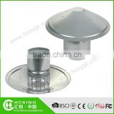 Stainless Steel Round Roof Cowl/ Waterproof Vent Cap/Mushroom Air vent for Kitchen Cabinet